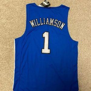 Nike Shirts - NIKE Zion Williamson Duke College Jersey BRAND NEW